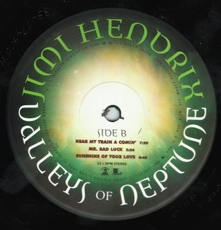 Jimi Hendrix - Valleys of Neptune [LP Duplo] - loja online