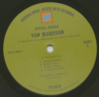Van Morrison - Astral Weeks [LP] na internet
