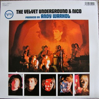 The Velvet Underground & Nico - The Velvet Underground & Nico [LP] na internet