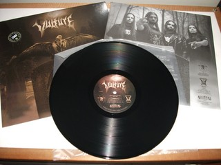 Vulture - Bloodbath in Promise Land / Songs from the Past [LP] - 180 Selo Fonográfico