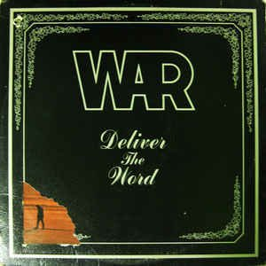 War ‎– Deliver The Word [LP]
