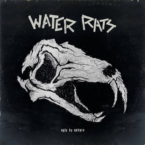 Water Rats - Ugly By Nature [CD]