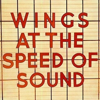 Wings - Wings At The Speed of Sound [LP]