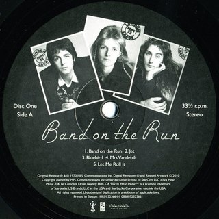 Paul McCartney & Wings - Band On The Run [LP Duplo + MP3] na internet
