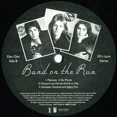 Paul McCartney & Wings - Band On The Run [LP Duplo + MP3]