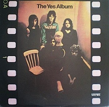 Yes ‎– The Yes Album [LP]