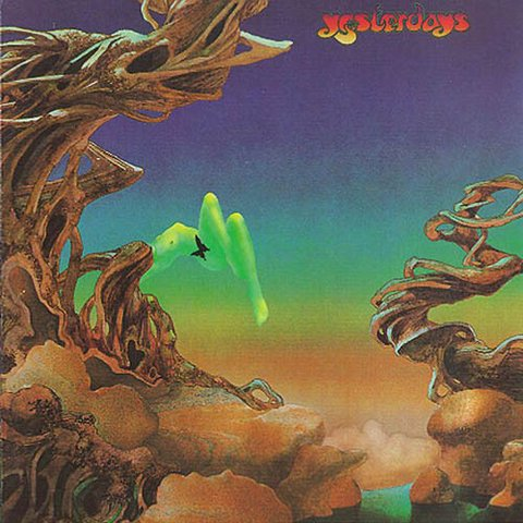 Yes ‎– Yesterdays [LP]