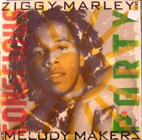 Ziggy Marley And The Melody Makers - Conscious Party [LP]  - comprar online