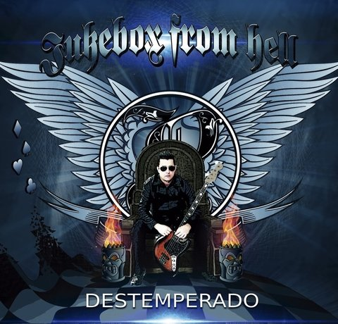 Jukebox from Hell - Destemperado [CD]