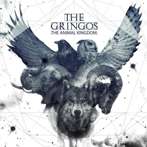 Gringos ‎– Animal Kingdom [CD]