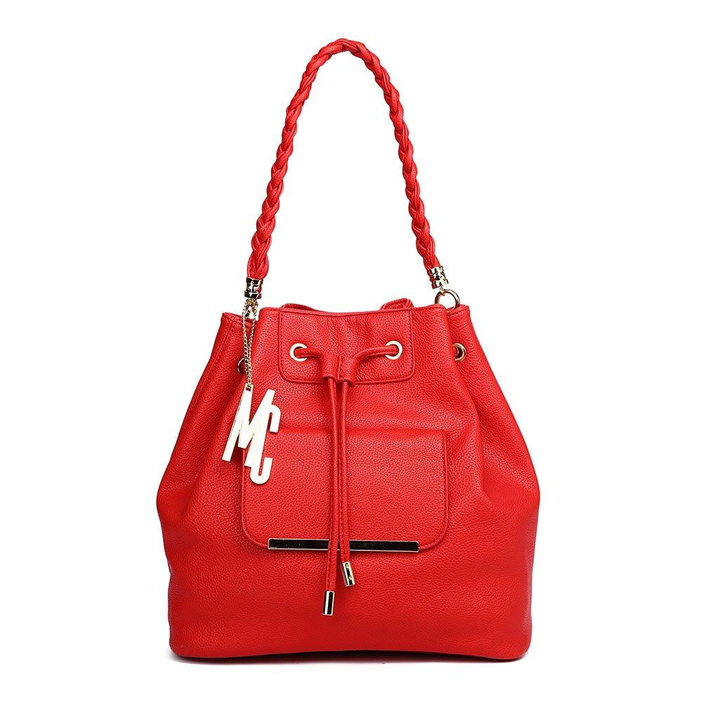 5f1a5cb5e Bolsa saco Macadamia MCJ09035-07G - Cor Vermelha