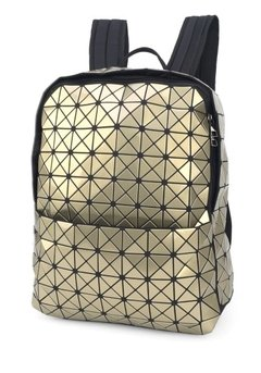 Mochila Juvenil Up4you MS45608UP Cor Dourada (Ouro)