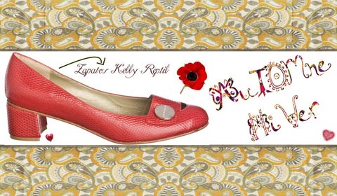 Kelly Cherry Pumps ★ Ultimo 36 - Frou Frou | Shoes | Zapatos | Bags | Carteras