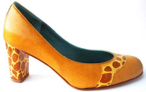 Camel Pumps - Frou Frou | Shoes | Zapatos | Bags | Carteras