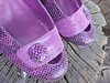 Purple Kelly Pumps - online store