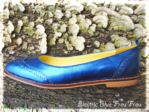 Crystal Blue Flats - buy online