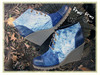 Batik Blue Boots - Frou Frou | Shoes | Zapatos | Bags | Carteras