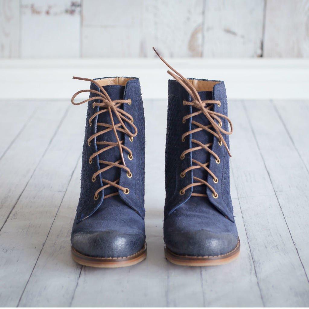 grandes ofertas 100% autentico diseño profesional botas botinetas con cordones