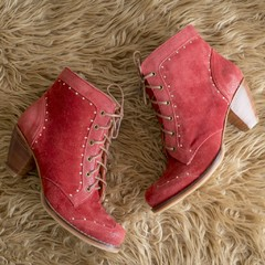 Botas Dali Cherry ★ - Frou Frou | Shoes | Zapatos | Bags | Carteras