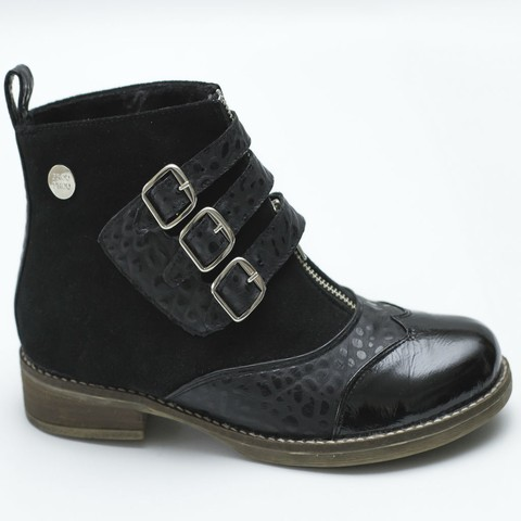 Botas ROGER Black - Frou Frou | Shoes | Zapatos | Bags | Carteras