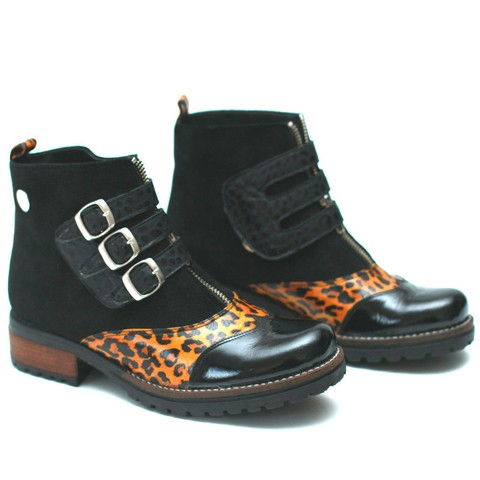 Botas Roger Animal Print - Frou Frou | Shoes | Zapatos | Bags | Carteras