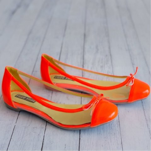 Cristal Orange 39 40 - comprar online