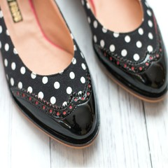 Angelique Flats - Frou Frou Shoes