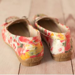 Mocasines Flowers - Frou Frou | Shoes | Zapatos | Bags | Carteras