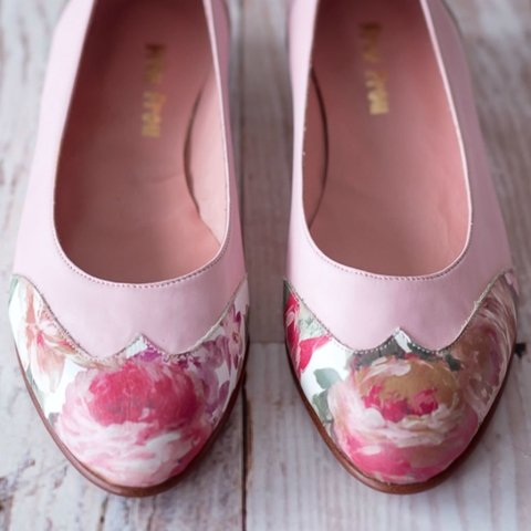 Chatitas Flores Rosas - Frou Frou | Shoes | Zapatos | Bags | Carteras