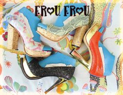 Zapatos Party Reptil 38 - Frou Frou Shoes