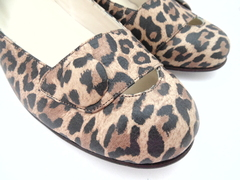 Zapatos Kelly Animal Print - Frou Frou Shoes
