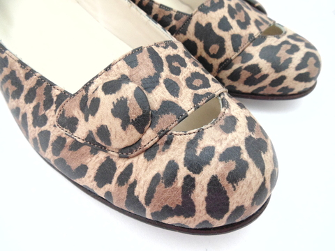 Animal Print Kelly Pumps 39 - Frou Frou | Shoes | Zapatos | Bags | Carteras