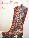 Botas Jo Animal Print - Ultimo 35 - Frou Frou | Shoes | Zapatos | Bags | Carteras