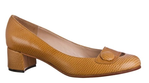 Reptil Suela Kelly Pumps