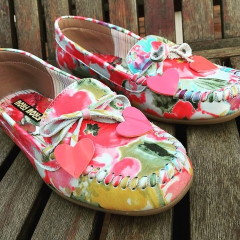 Flowers Loafers