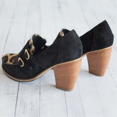 Ulises Booties - Frou Frou Shoes
