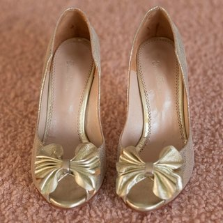 Flower Pumps Platino