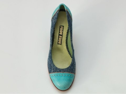 ♡ Blue Jean Pumps ♡ en internet