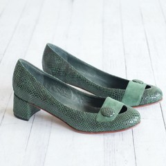 Zapatos Kelly Verde