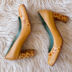 Zapatos Camel - Frou Frou Shoes