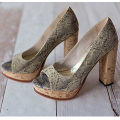 Zapatos Party Reptil 38