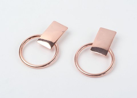 Aros Florencia Rose Gold