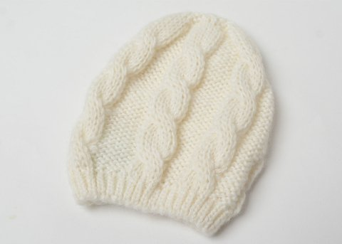 Gorro Astor Crudo