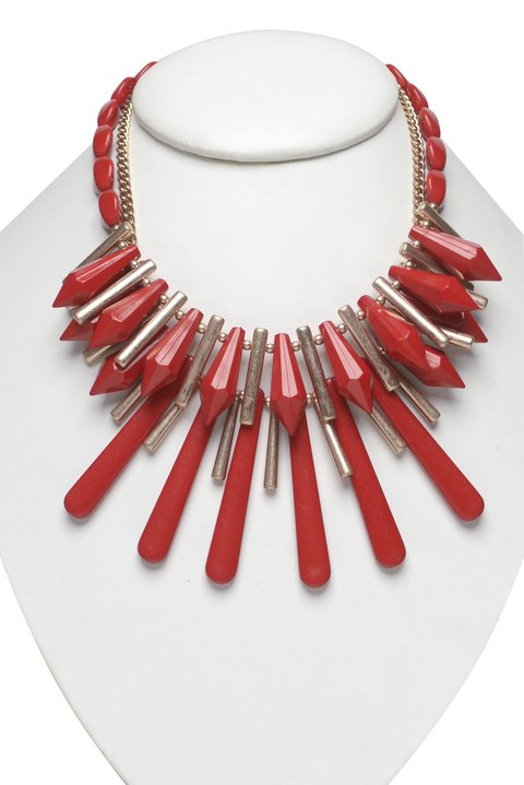 Collar Cleo Red - comprar online