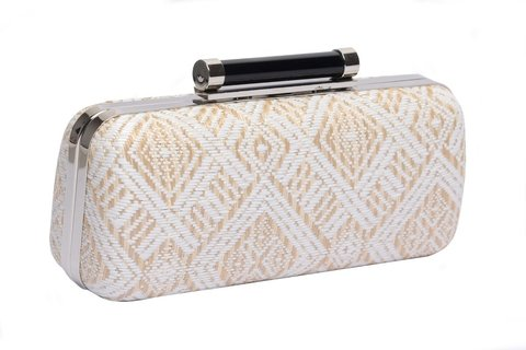 Cartera Colombia White