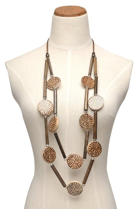 Collar Animal Print - comprar online