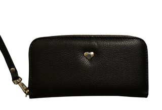 Billetera Tiffany Negro - comprar online