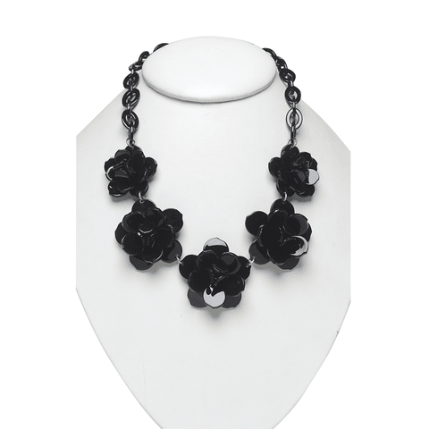 Celluloid Flower Neck - comprar online