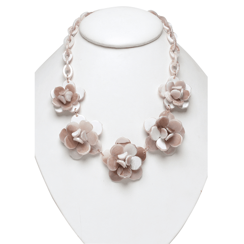 Celluloid Flower Neck en internet