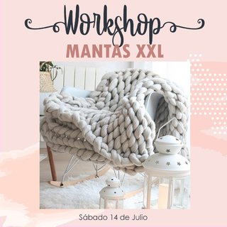 WORKSHOP MANTAS XXL